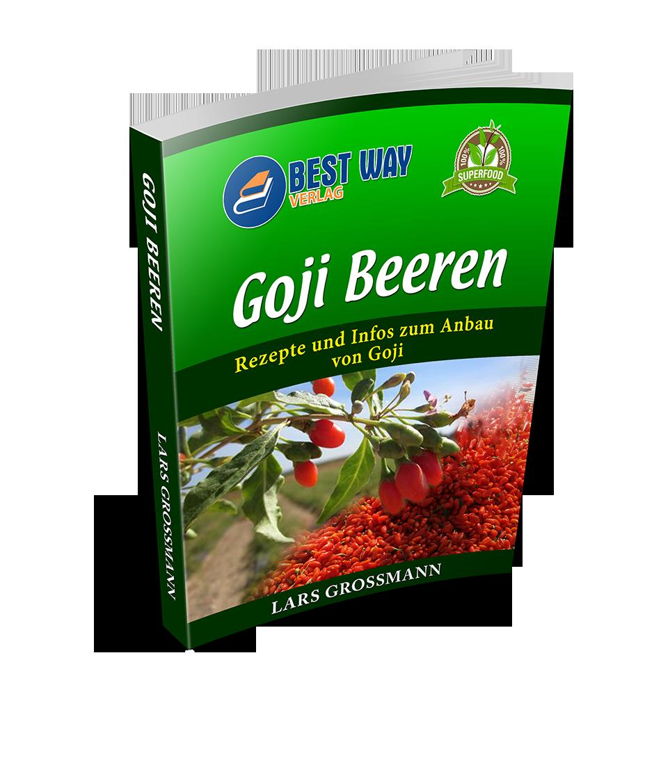 Goji Beeren Buch