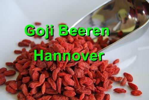 Goji Beeren Hannover