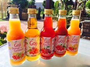 Goji Saft Mix