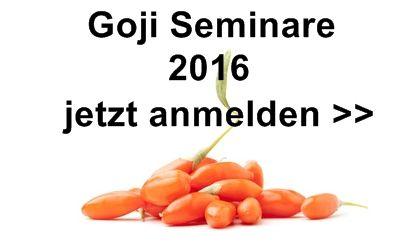 Goji Seminare