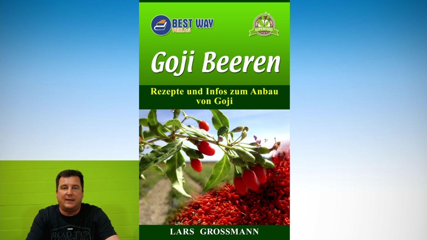 Goji Buch zum Anbau von Goji auf Plantagen
