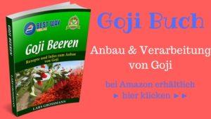 Buch über Goji