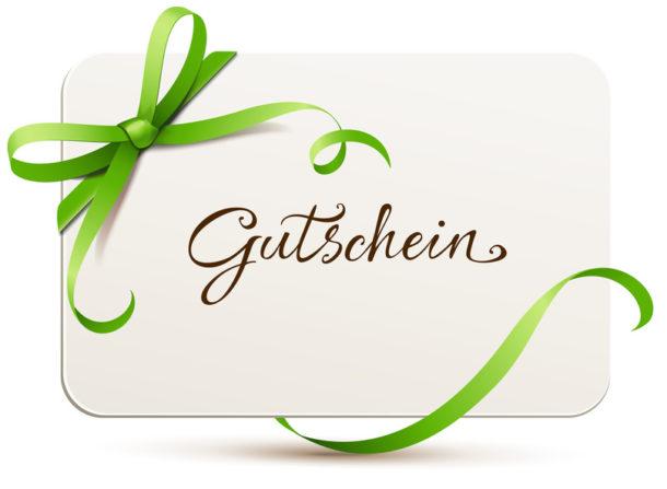 Gutschein Online Shop